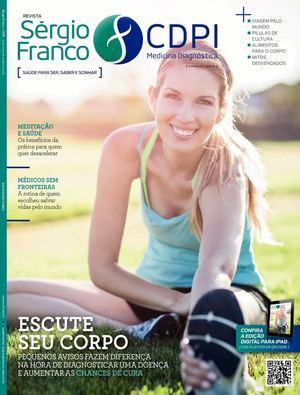 Revista Sérgio Franco & CDPI - 1º edição