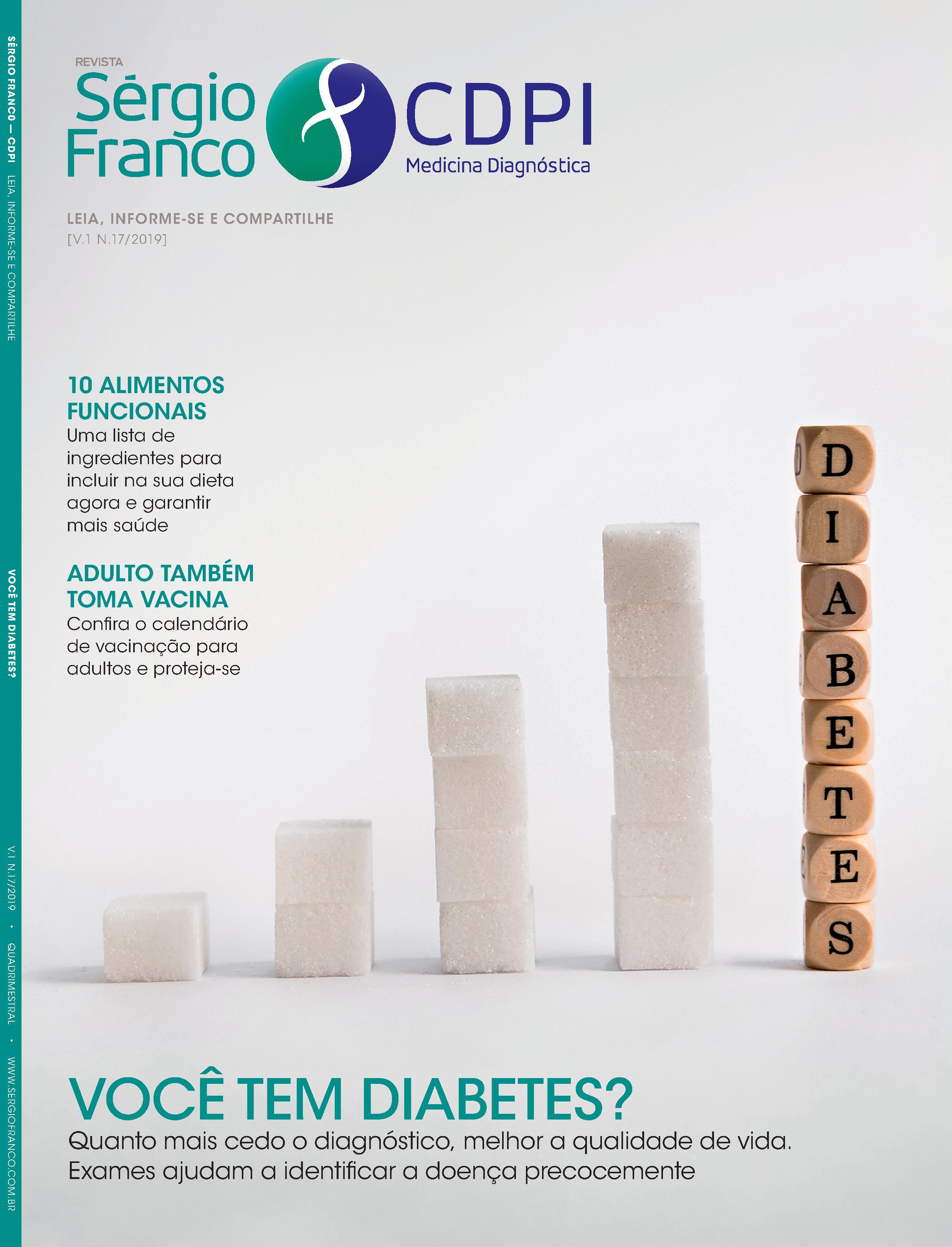 Revista Sérgio Franco e CDPI - 17ª edição